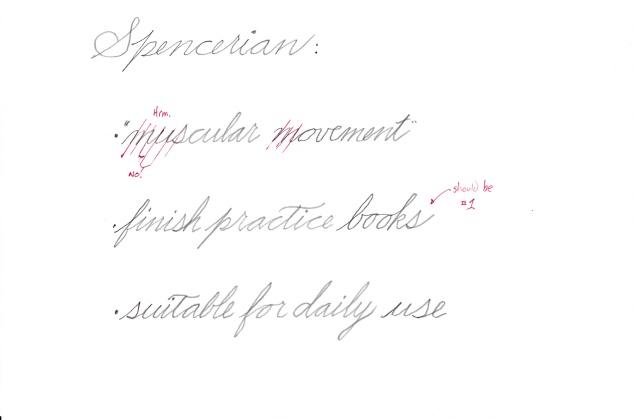 Resolutions 04 - Spencerian