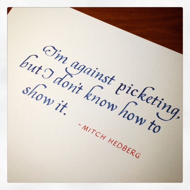 Instagram - Mitch Hedberg 01