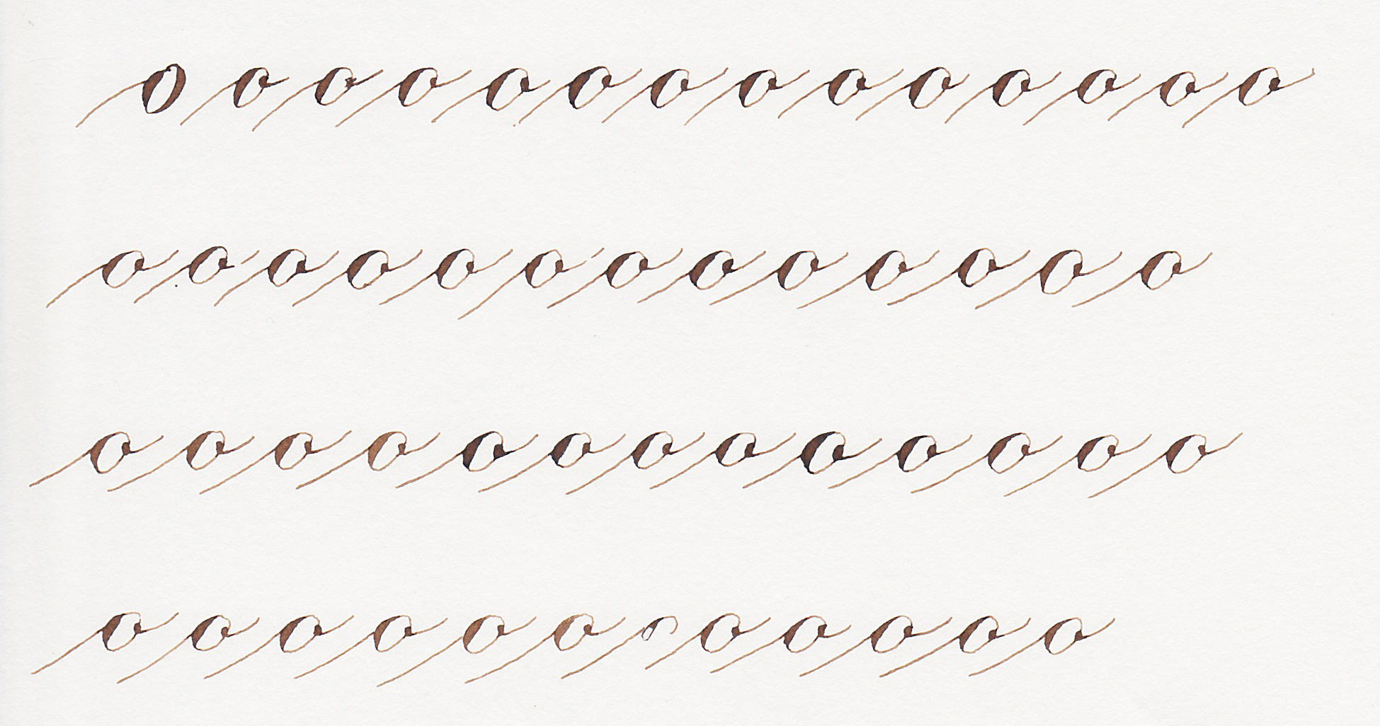 Calligraphy Bootcamp Scrivener G