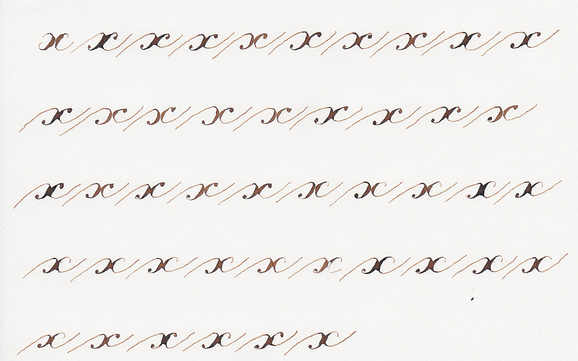 Spencerian copperplate pictures to pin on pinterest Images of calligraphy