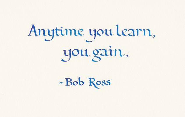 Quotation - Bob Ross