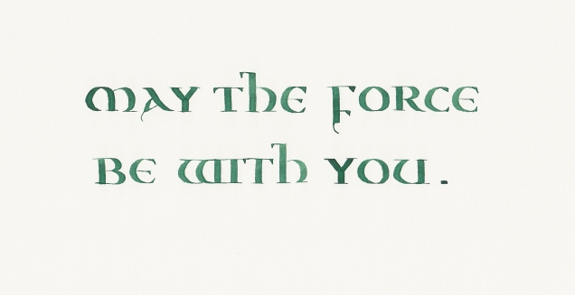 Quotation - Star Wars
