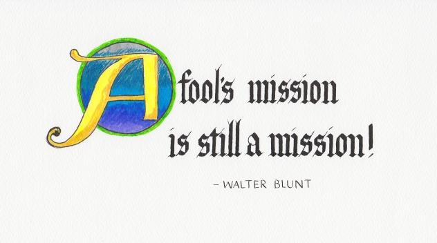 Walter Blunt
