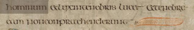 Book of Kells - Et lux in tenebris